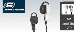 sketchers bluetooth earbud