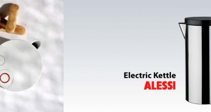 Hot.it Alessi Electric Water Kettle