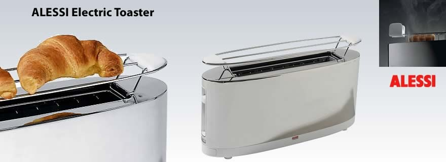 Alessi Electric Toaster