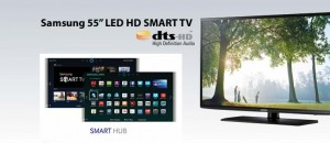 Samsung Smart TV 55""