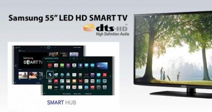"Samsung Smart TV 55"""