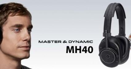 Master & Dynamic MH40
