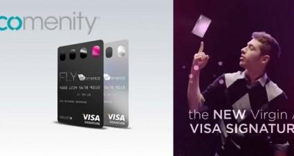 Comenity Bank - Virgin America