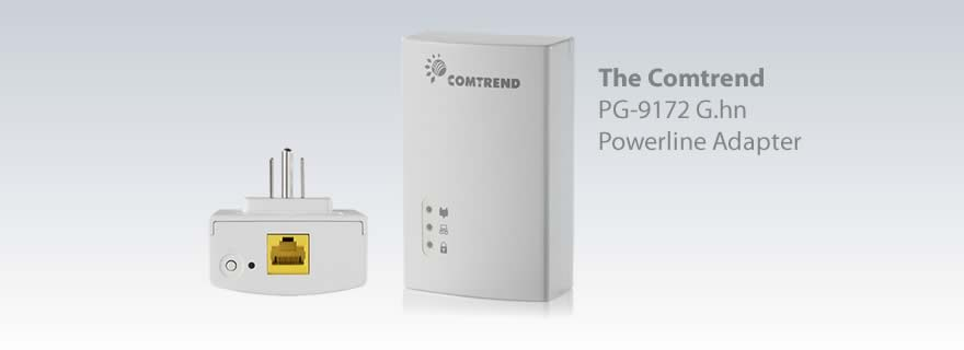 The Comtrend Pg 9172 G Hn Powerline Adapter Review