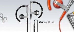 Bang & Olufsen - Earset 3i, Earphone
