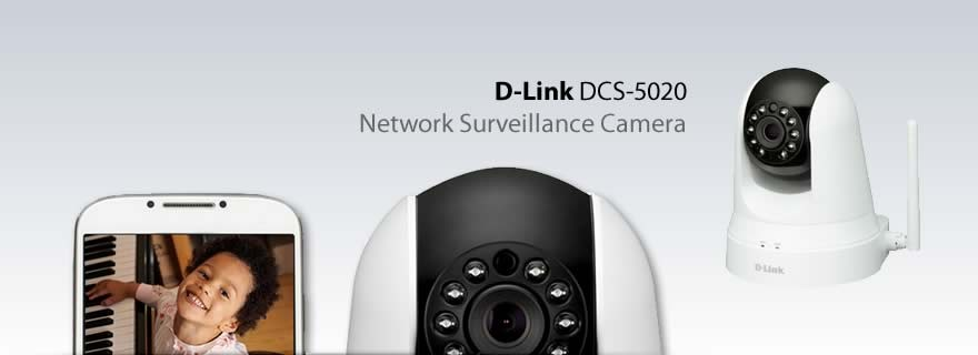 dlink-dcs5020 camera