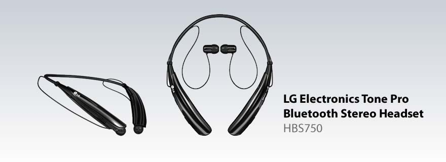 Review of LG TonePro HBS750 Bluetooth Headset