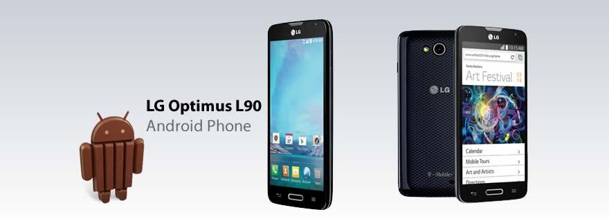 LG Optimus L90 Android Smartphone