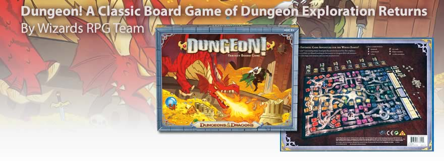 Dungeon board game