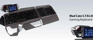 Mad Catz S.T.R.I.K.E.7 Gaming Keyboard