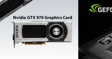 nvidia GTX 970 Graphics Card