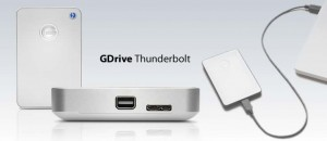 G-Technology GDrive Thunderbolt