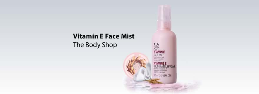 The Body Shop - Vitamin E Face Mist