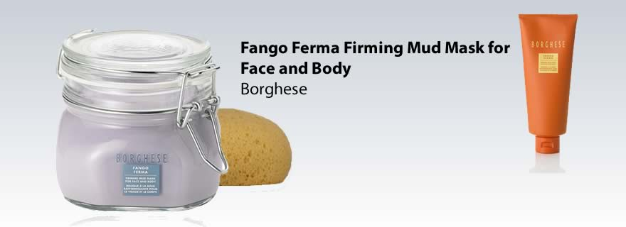 Borghese Fango firming mud mask