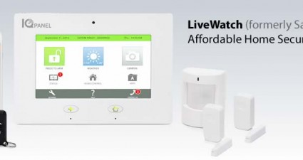 LiveWatch Safemart Affordable Home Security