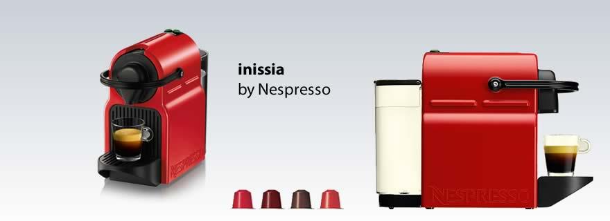 Nespresso Inissia