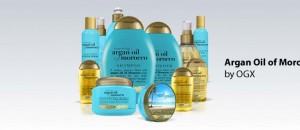 OGX Argan Oil Hair Beauty Products