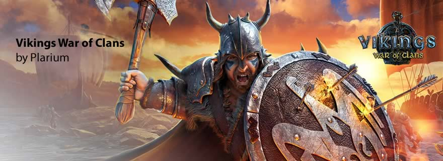 Vikings War of Clans by Plarium
